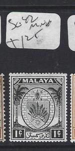 MALAYA  NEGRI SEMBILAN  (P0609B)  1C  SG 42   MNH