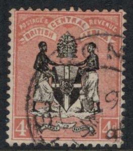British Central Africa #23  CV 52.50
