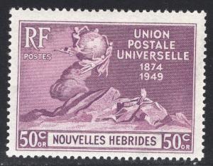 NEW HEBRIDES-FRENCH SCOTT 82