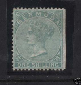 Bermuda #6 VF Mint