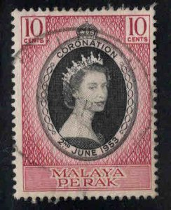 MALAYA Perak Scott 127 Used stamp