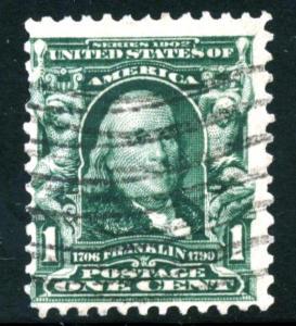 United States - SC #300 - used - 1903 - Item USA040