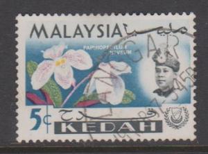 Kedah Sc#108 Used