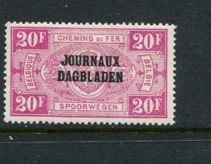 Belgium #P19 Mint
