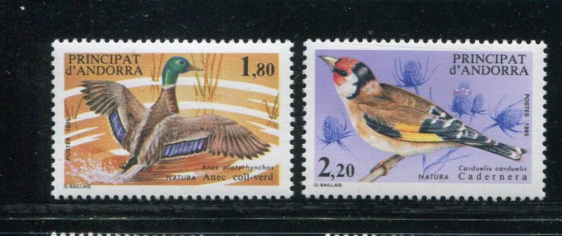 French Andorra #340-1 MNH