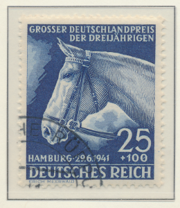 Germany Stamp Scott #B191, Used - Free U.S. Shipping, Free Worldwide Shipping...