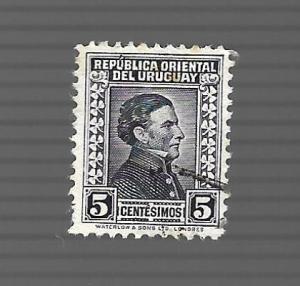 Uruguay 1928 - U - Scott #350