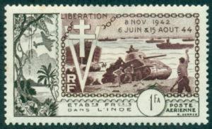 French India #C18 Mint  Scott $11.00