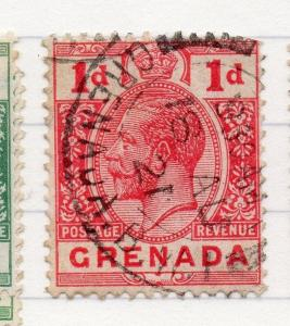 Grenada 1921-31 Early Issue Fine Used 1d. 204891