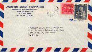 Cuba 1c Proposed Communications Building Postal Tax and 12c Baden-Powell Boy ...