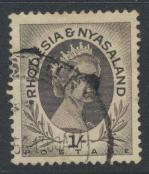 Rhodesia & Nyasaland SG 9 Sc# 149  Used