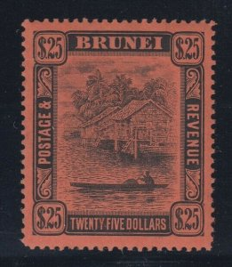 Brunei, Scott 39 (SG 48), MLH (couple minute adhesions)
