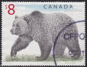 Canada 1694 Hinged 2003 Wildlife Definitives $8.00