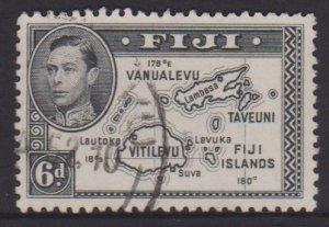 Fiji Sc#135a Used