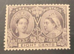 Canada #56 MINT VF NH Jubilee C$600.00