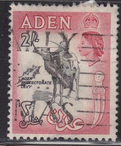 Aden 57a Camel Corpsman 1953