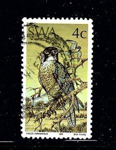 Southwest Africa 373 Used 1975 Bird  (P17)