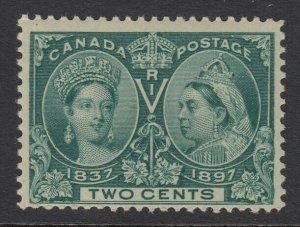 Canada, Sc 52 (SG 124), MLH