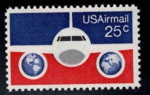 USA Scott C89 airmail stamp,  MNH**