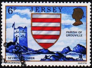 Jersey. 1976 6p S.G.140 Fine Used