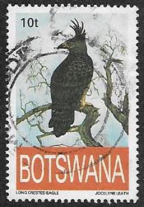 Botswana  Scott 554 Used