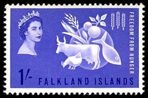 FALKLAND ISLANDS 146  Mint (ID # 49969)