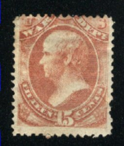 USA O90   M   1873 PD