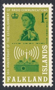 FALKLAND ISLANDS SCOTT 144