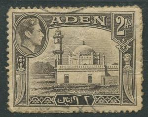 STAMP STATION PERTH Aden #20 KGVI Definitive Issue 1939 Used CV$0.25.