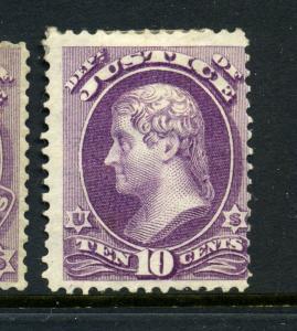 Scott #O29 Justice Dept. Official Mint Stamp (Stock #O29-3)