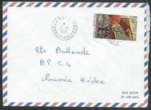 NEW CALEDONIA 1975 local cover KUTO cds....................................10142