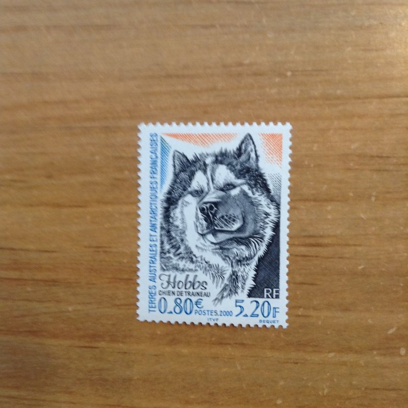 French Southern & Antarctic Territory Sc 264 NH