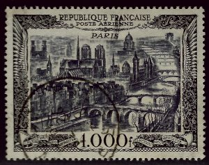 France SC C27 Used VF thin spot/hr SCV$24.00...le meilleur de france!