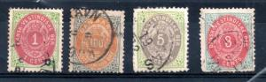 Danish West Indies small collection Cat Val £70 WS11928