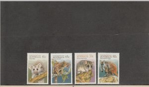AUSTRALIA 1166-1169 MNH 2019 SCOTT CATALOGUE VALUE $5.75