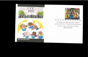 2005 FDC To Form a More Perfect Union Selma AL