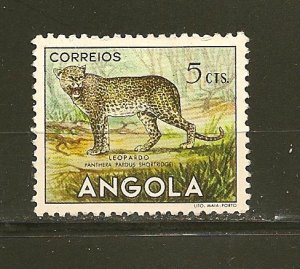 Angola 362 Mint Hinged