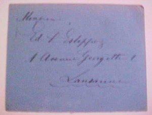 IRAN   TEHERAN 1922 TO SWITZERLAND