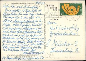 Germany Post-1950, Picture Postcards, Europa