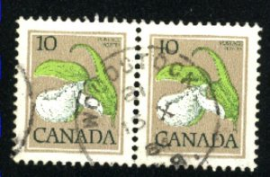 Can #786   pair   used VF 1979 PD