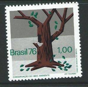 BRAZIL SG1627 CONSERVATION OF THE ENVIROMENT MNH