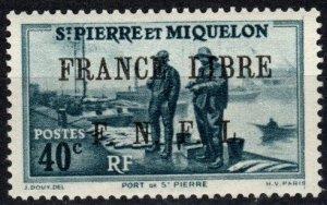 Saint Pierre And Miquelon  #231  MNH CV $21.00  (P686)