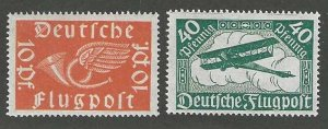 Germany C1-C2  MNH