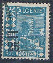 Algeria 69 Used Mosque 1927 (A0404)