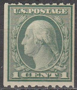 US #486  F-VF Unused (S8352)