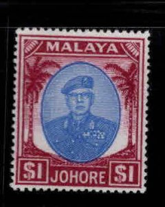 Malaya Jahore Scott 148 MH*