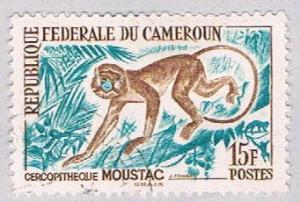 Cameroun 368 Used Monkey 1962 (BP27227)