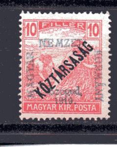 Hungary 11N24 MH