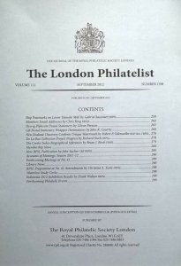 GUIDE TO GB POSTAL STATIONERY WRAPPER DESTINATIONS philatelic-literature
