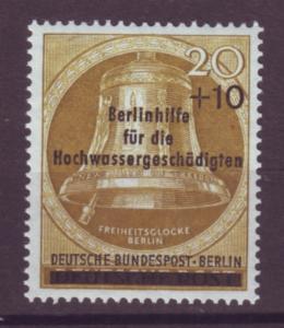 J20742 Jlstamps 1956 berlin germany set of 1 mnh #9nb17 bell ovpt